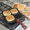 Nordic Ware Square Mini Waffle Griddle - image 2 of 3