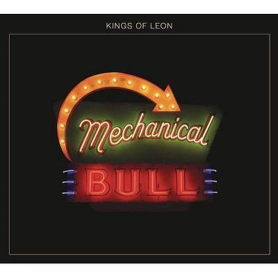 Mechanical Bull (CD)