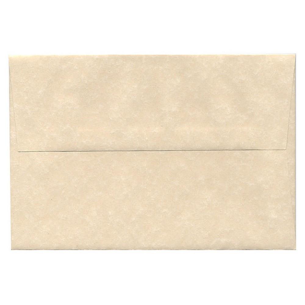 Jam Paper Envelopes A8 50ct Parchment - Natural
