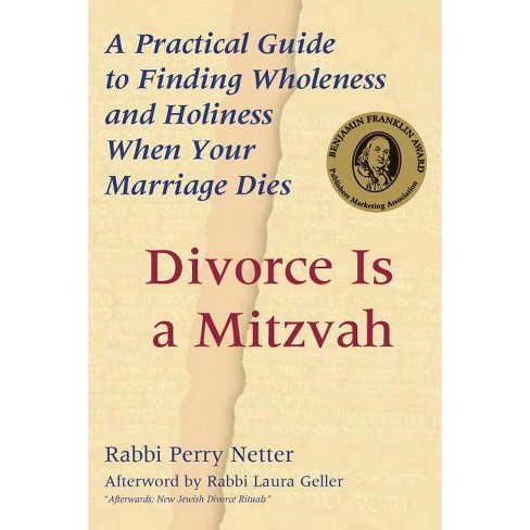 Divorce Is a Mitzvah - by  Perry Netter (Paperback) - image 1 of 1