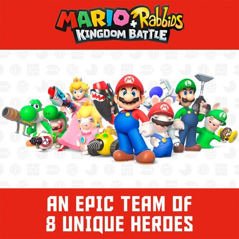 3e3e71ca9935 Mario + Rabbids Kingdom Battle - Nintendo Switch   Target