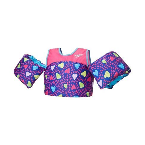 Speedo Splash Jammer Girls' Life Jacket Vest - image 1 of 3