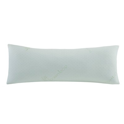 Rayon from Bamboo Memory Foam Body Pillow