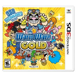 Wario Ware Gold - Nintendo 3DS