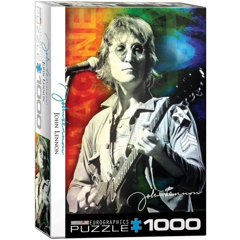 Eurographics Inc. John Lennon Live in New York 1000 Piece Jigsaw Puzzle - image 1 of 4