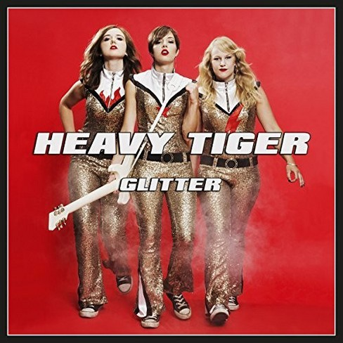 Heavy Tiger - Glitter (CD) - image 1 of 1