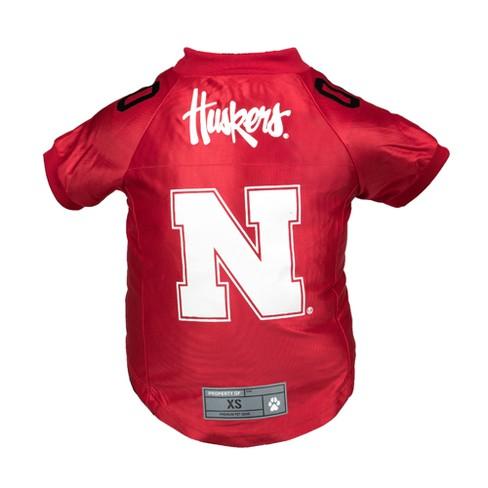 authentic nebraska football jersey