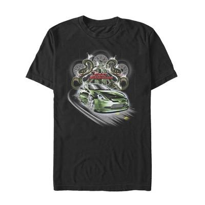 Men's Fast & Furious Snake Speedometer T-Shirt