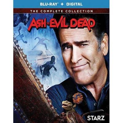 Ash vs. Evil Dead: The Complete Series (Blu-ray)(2018)