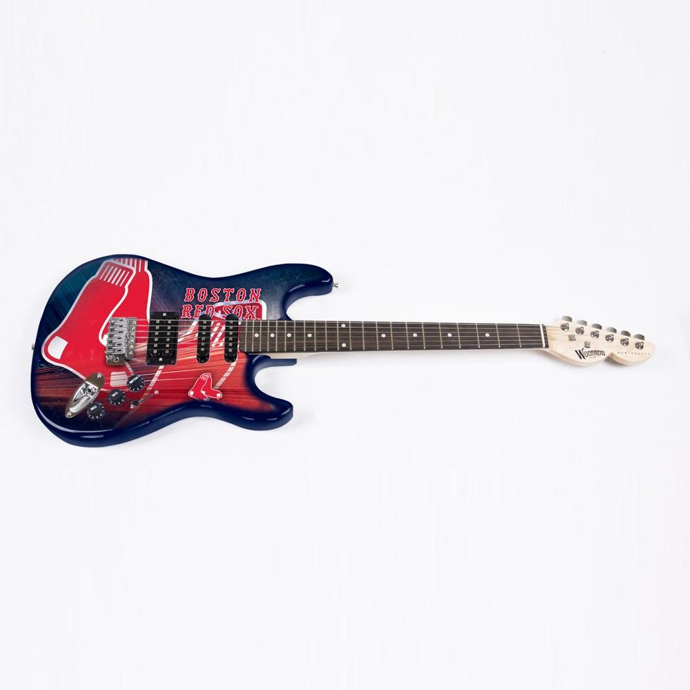 Boston Red Sox Northender Series II Electric Guitar
