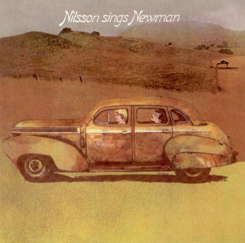 Harry nilsson - Nilsson sings newman (CD) - image 1 of 1