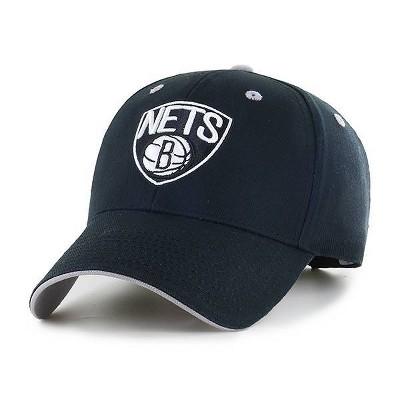 NBA Men's Brooklyn Nets Moneymaker Hat