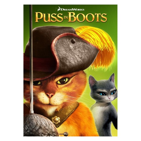 Puss in Boots (DVD) - image 1 of 1