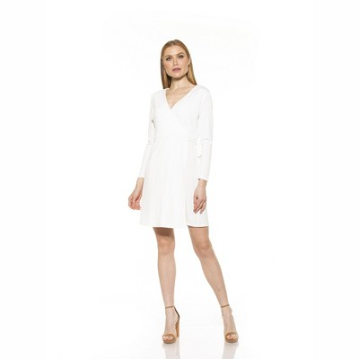 Alexia Admor Amelia Wrap Dress