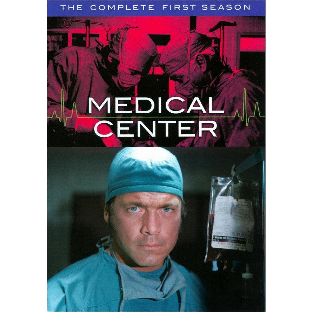 Medical Center:Complete First Season (Dvd)