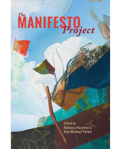 Manifesto Project (Paperback) - image 1 of 1