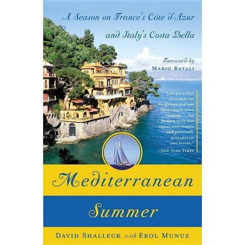 Mediterranean Summer - by  David Shalleck & Erol Munuz (Paperback) - image 1 of 1