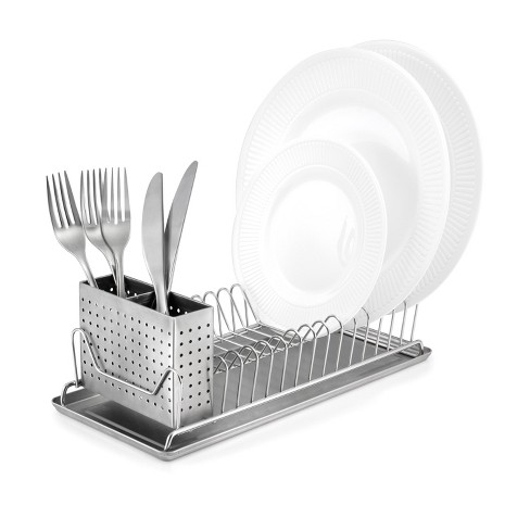 Polder Stainless Steel Compact Dish Rack Target