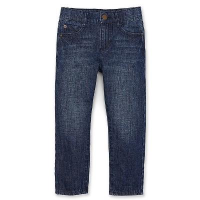 Hope & Henry Boys' Straight Leg Denim Jean, Kids