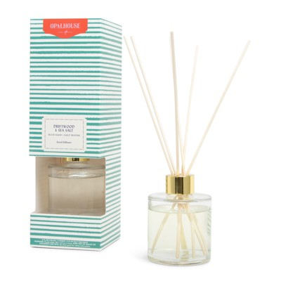 4 fl oz Oil Diffuser Driftwood & Sea Salt - Fresh Collection - Opalhouse™