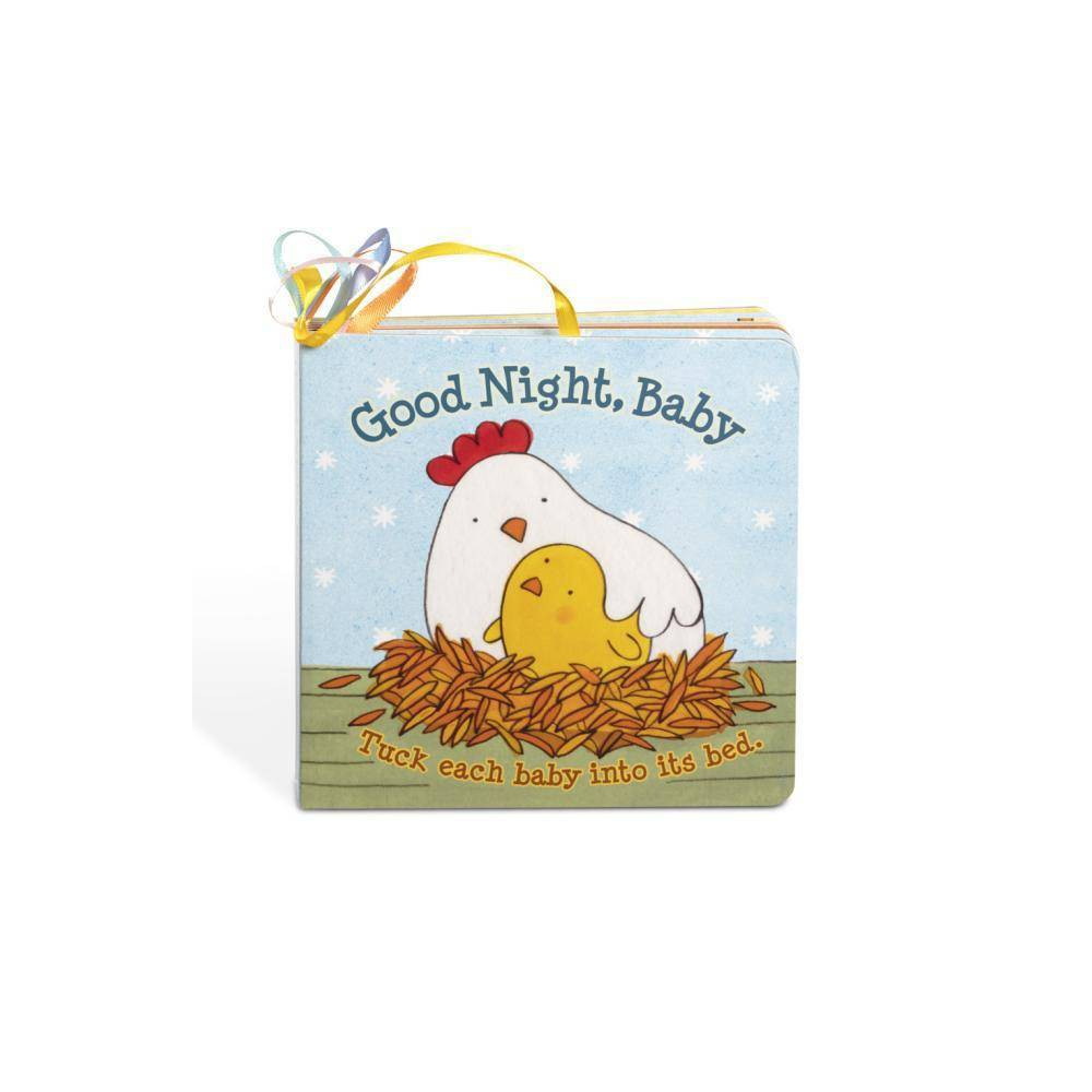 Goodnight Baby - (Board Book)