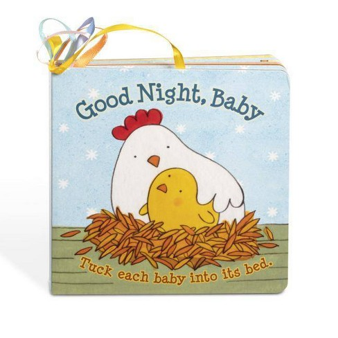 Goodnight, Baby - (Board_book) - image 1 of 1