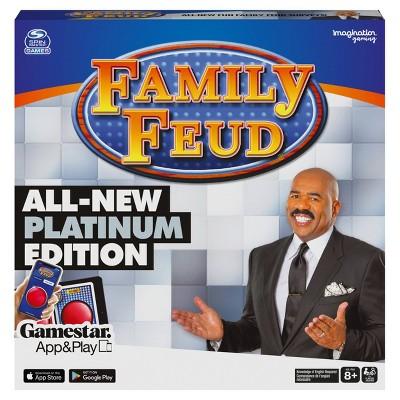 Family Feud Platinum Edition Game Featuring Steve Harvey - It's a Survey Showdown!