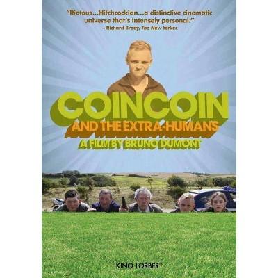 Coincoin & The Extra-Humans (DVD)(2019)