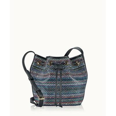 GiGi New York Multicolored Megan Mini Bucket Bag Bag
