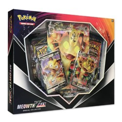 2020 Pokemon Trading Card Game Meowth VMAX Set