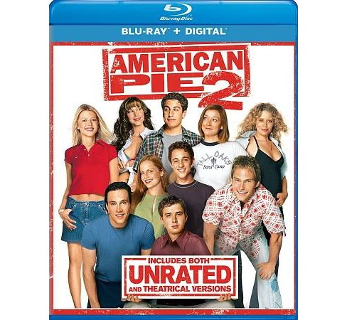 American Pie 2 (Blu-ray) - image 1 of 1