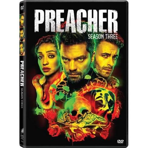 Preacher : Season Three (DVD) - image 1 of 1