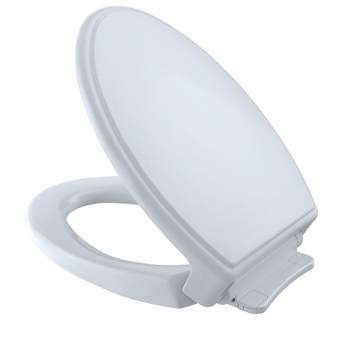 Toto SS154 SoftClose Elongated Closed-Front Toilet Seat and Lid - image 1 of 1