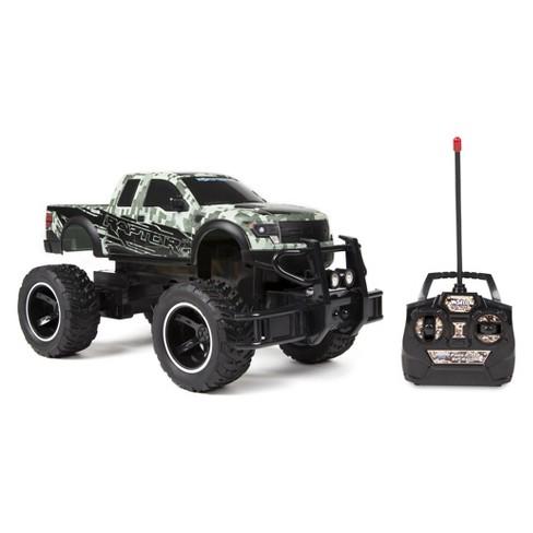 Digital Camo Ford F 150 Svt Raptor Remote Control Rc Truck 1 14 Scale Target