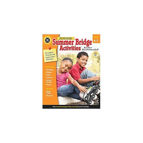 Summer Bridge Activities (Paperback) by Carson-Dellosa Publishing Company - image 1 of 1