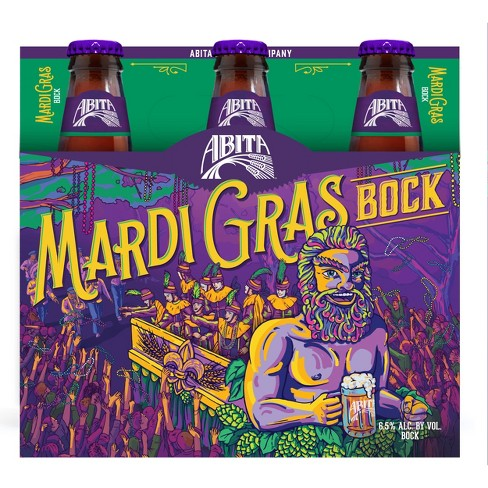 Abita Mardi Gras Bock Beer - 6pk/12 fl oz Bottles - image 1 of 1