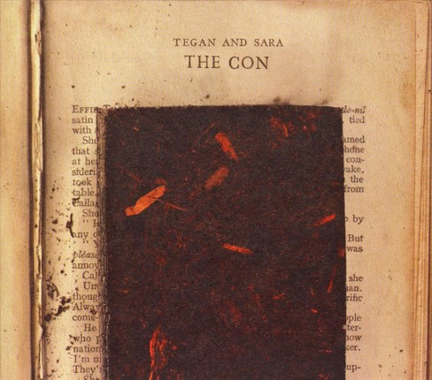 Tegan and Sara - The Con (CD) - image 1 of 1