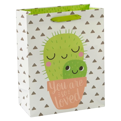 ce20645ab Cactus You Are So Loved Gift Bag - Spritz™ : Target