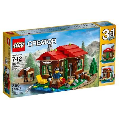 LEGO® Creator Lakeside Lodge 31048