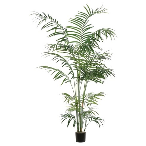 Artificial Tropical Palm Deluxe (7ft) Green - Vickerman® - image 1 of 2