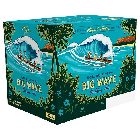 Kona® Big Wave Golden Ale - 12pk / 12oz Bottles - image 1 of 1