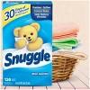 Snuggle Blue Sparkle Fresh Scent Dryer Sheets - image 2 of 4