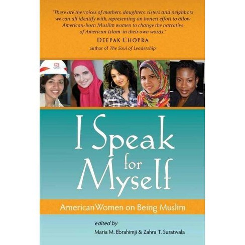 I Speak for Myself - (Paperback) - image 1 of 1