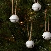 4ct Jingle Bell Christmas Ornaments - Wondershop™ - image 2 of 3