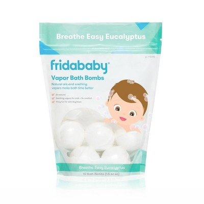 Fridababy Natural Vapor Bath Bombs - 10ct