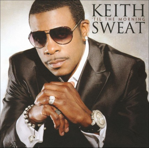 Keith Sweat - 'Til the Morning (CD) - image 1 of 1