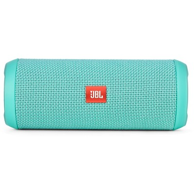 JBL Flip 4 Waterproof Bluetooth Speaker - Teal