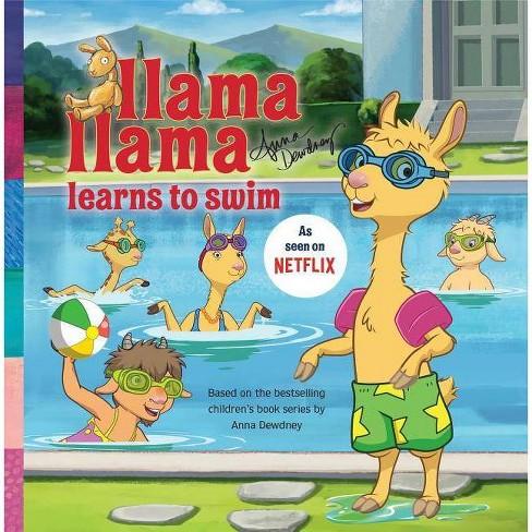 Llama Llama Learns to Swim by Anna Dewdney - image 1 of 1