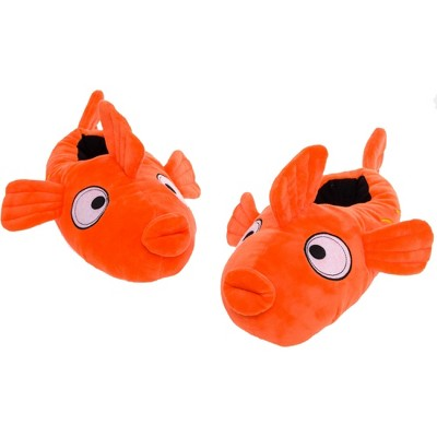 FUNZIEZ! - Women's Fish Animal Slippers