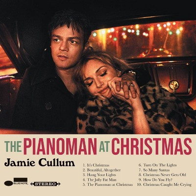 Jamie Cullum - The Pianoman At Christmas (CD)